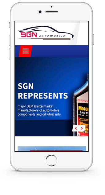 Mobile version of SGN Automotive